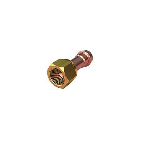 """1/2"""" SAE Copper Flare - 2PK"""